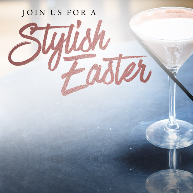 Easter at The Salisbury Arms