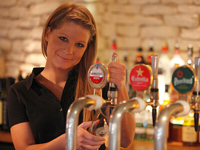 Bar jobs at The Salisbury Arms