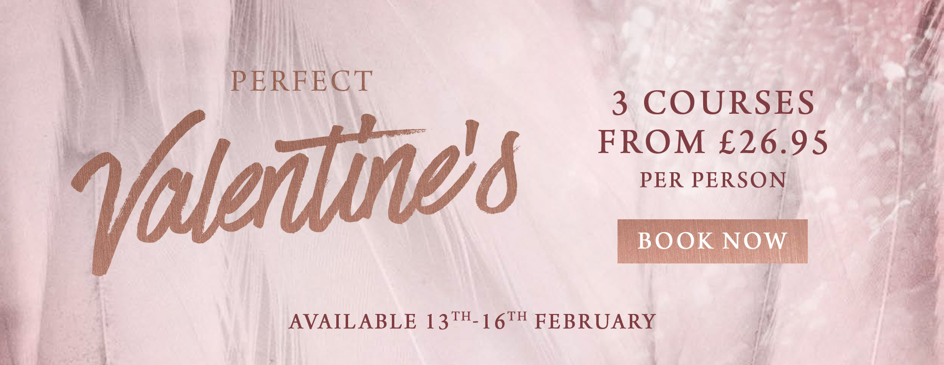 Valentines at The Salisbury Arms