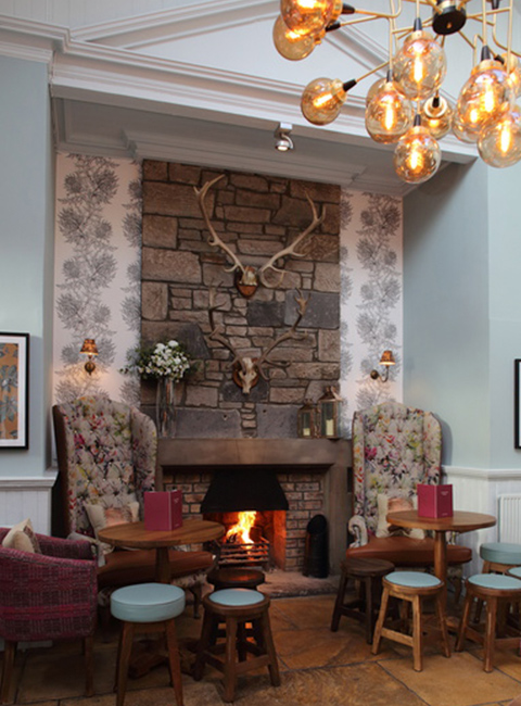 Relax at The Salisbury Arms